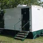 portable restroom Ithaca