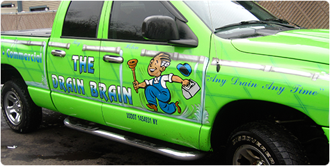 septic service system The Drain Brain