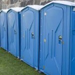 The Drain Brain portable toilets